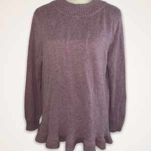 Turtle neck sweater(LG)